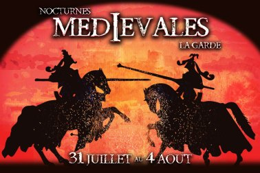 médiévales la garde